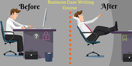 Business Case Writing Classroom Training in Cedar Rapids, IA tickets