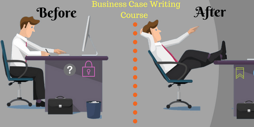 Business Case Writing Classroom Training in Charleston, SC