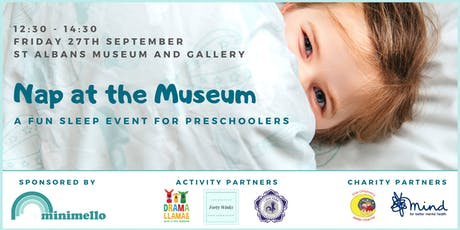 Nap at the Museum - St Albans tickets