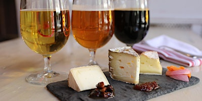 KCBC Beer and Cheese Pairing