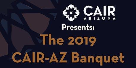 2019 CAIR-AZ Banquet tickets