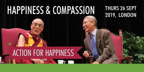 Happiness & Compassion - with Thupten Jinpa tickets