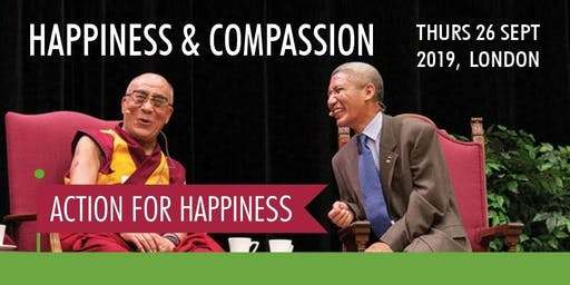 Happiness & Compassion - with Thupten Jinpa