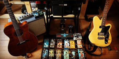 Music Stylings with Joe: Pedals/FX