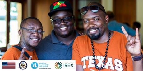 Doing Business in Africa: Insights from Mandela Washington Fellows tickets