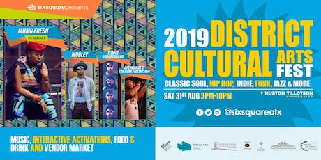 District Cultural Arts Fest 2019 tickets