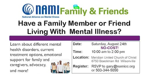 FREE Family & Friends Seminar