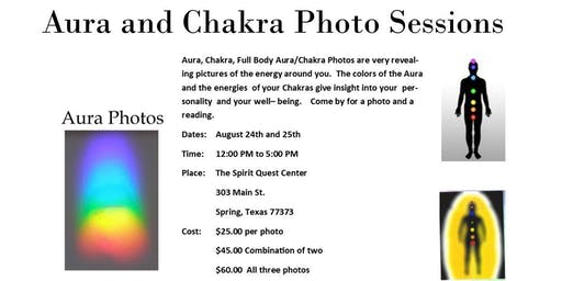 Aura Photography  Sessions