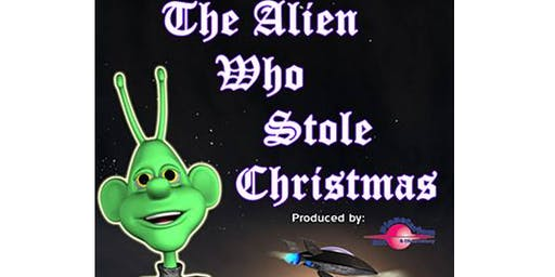 The Alien Who Stole Christmas - Wednesday