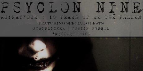 Psyclon Nine: Ruinatwour 10 year anniversary tour tickets