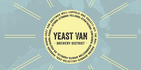 Yeast Van Block Party tickets