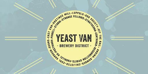 Yeast Van Block Party