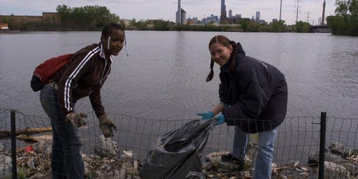 CANCELED! Litter Free Chicago River with the Greater Chicago Dragon Boat Club