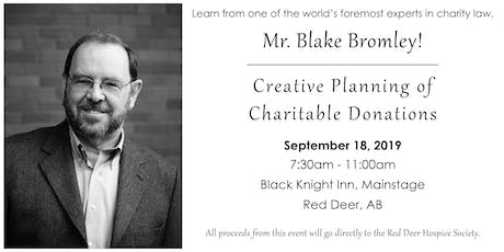 Creative Planning of Charitable Donations tickets