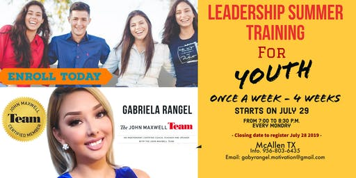 Leadership Summer Training