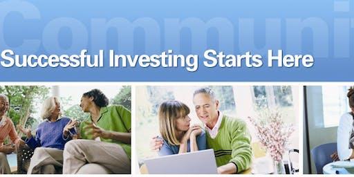 Investing In Stocks - Basic Class - Overland Park, KS