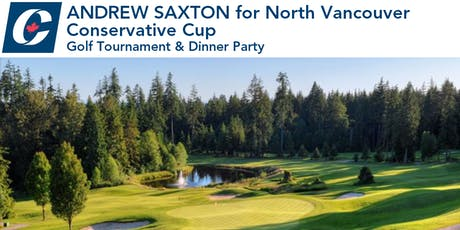 Andrew Saxton Conservative Cup: Golf Tournament & Dinner Party tickets