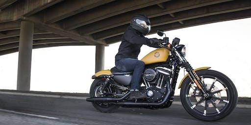 San Francisco Harley-Davidson Demo Days