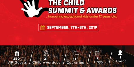 The Child Summit and Awards tickets