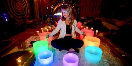 Sound Healing Meditation (Sound Bath) - LA 7:30pm tickets