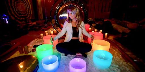 Sound Healing Meditation (Sound Bath) - LA 7:30pm