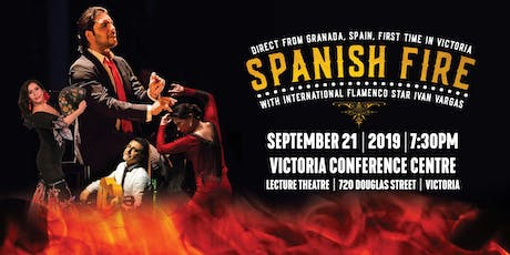Spanish Fire with Ivan Vargas tickets