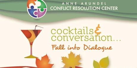 "26th Annual Celebration ""Cocktails and Conversation... Fall into Dialogue"" tickets"