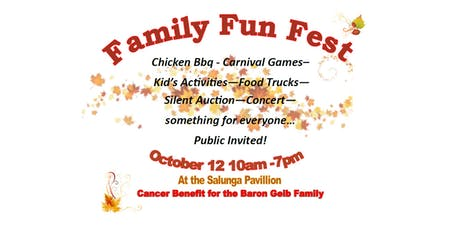 Family Fun Fest in support of the Geib Family tickets