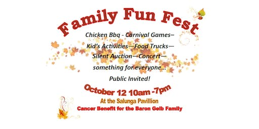 Family Fun Fest in support of the Geib Family