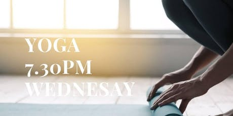 Wednesday Night Yoga @ Golden Sands School tickets