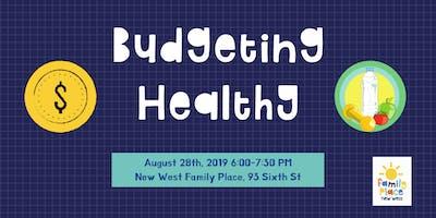 Budgeting Healthy