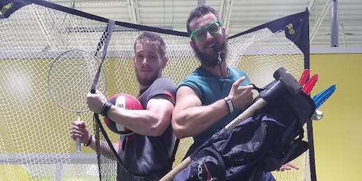 HOUZE OF SPORTS DUDE PERFECT EXTRAVAGANZA