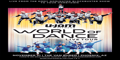 World of Dance Live! Tour tickets