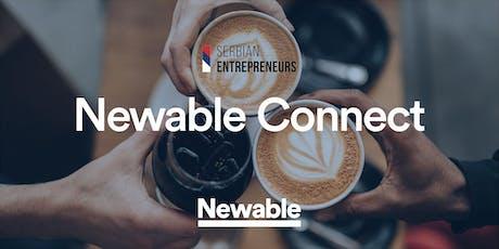 Newable Connect & Serbian Entrepreneurs London  tickets