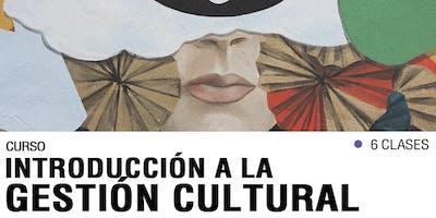 Curso Gestión Cultural