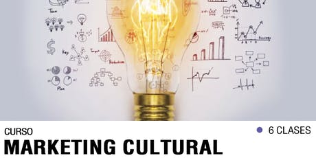 Curso Marketing Cultural  entradas