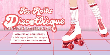 The Roller Discothèque - Fringe Roller Disco tickets