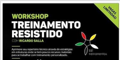 Treinamento Resistido com Ricardo Salla