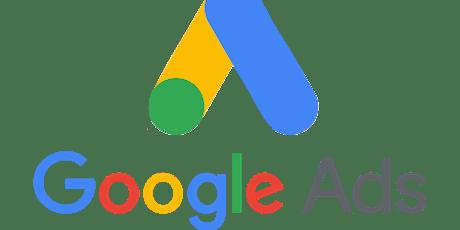 Workshop Google Ads tickets