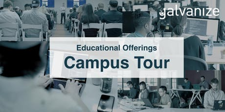 Galvanize Campus Education Group Tour - Boulder tickets