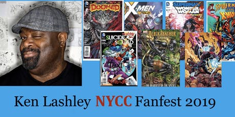 Ken Lashley NYCC Fanfest 2019 tickets