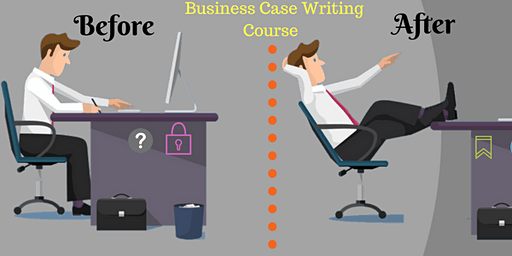 Business Case Writing Classroom Training in Des Moines, IA