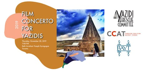 Film Concerto For Yazidis tickets