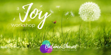 A Joy Workshop tickets
