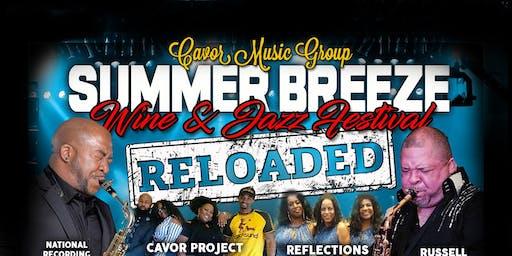 Summer Breeze Jazz & Wine Festival at The Bertram Inn & Conference Center