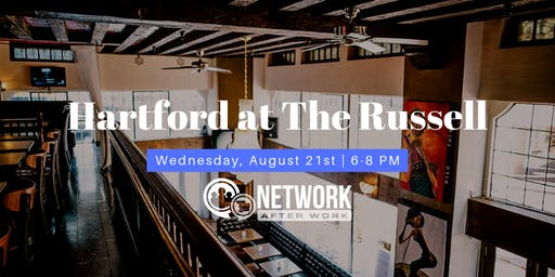 Network After Work Hartford at The Russell