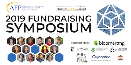 2019 Fundraising Symposium tickets