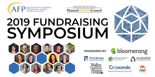 2019 Fundraising Symposium