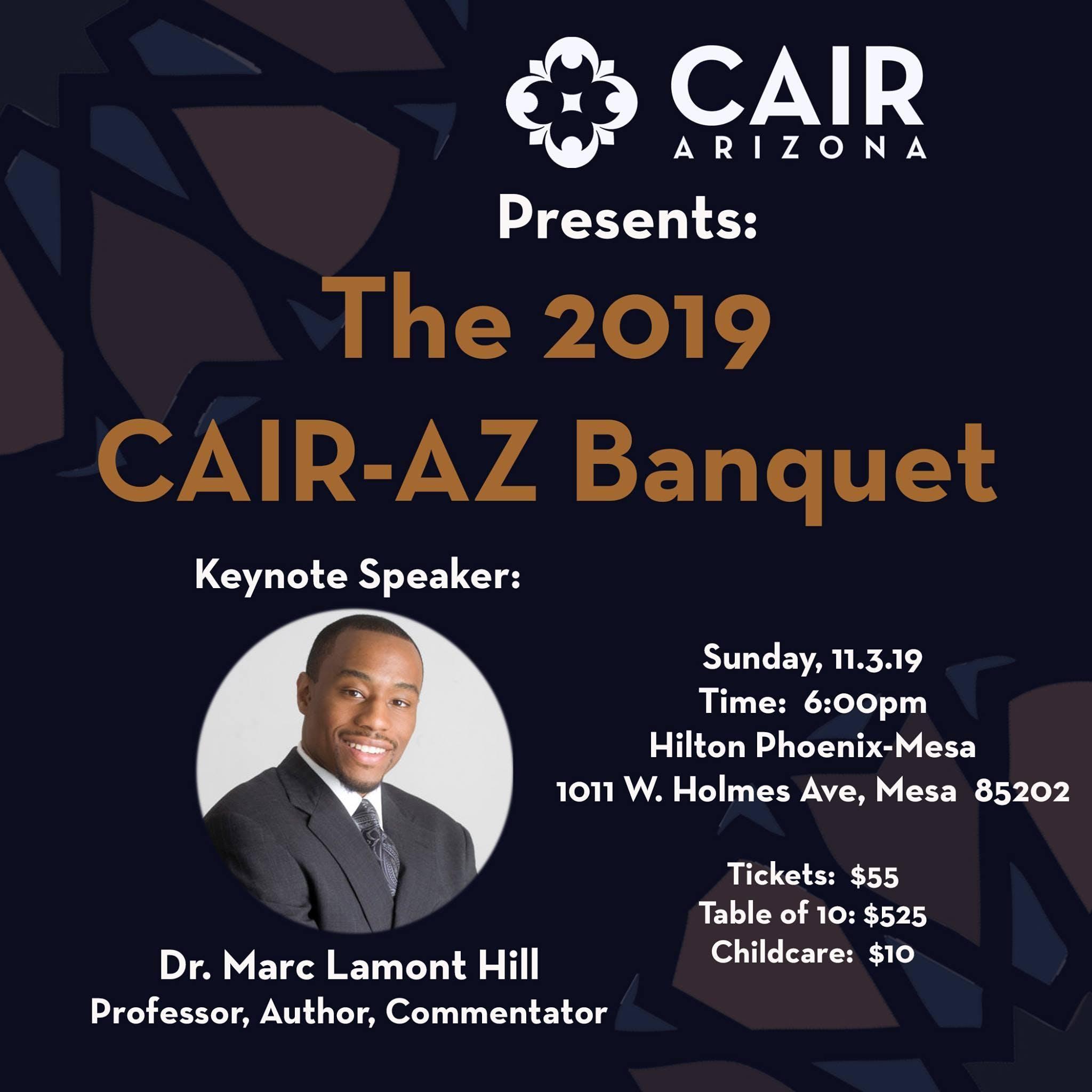 2019 CAIR-Arizona Annual Banquet