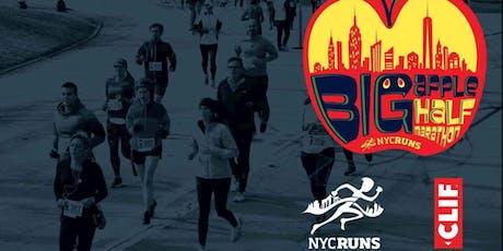 Fleet Feet Hoboken NYC Runs Big Apple Half Marathon Training Program tickets